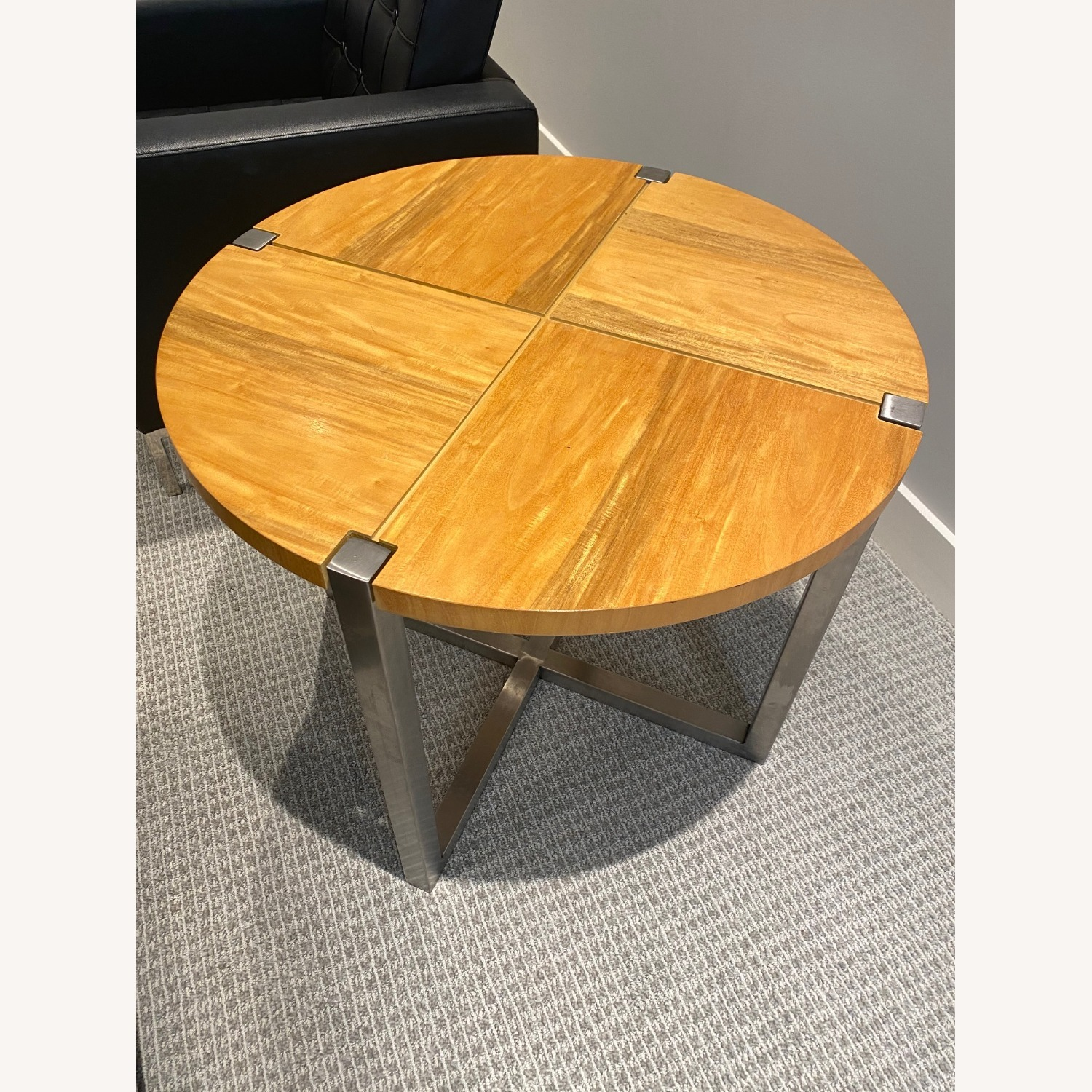 Ralph Lauren Home Wood and Metal Occasional Table - image-5