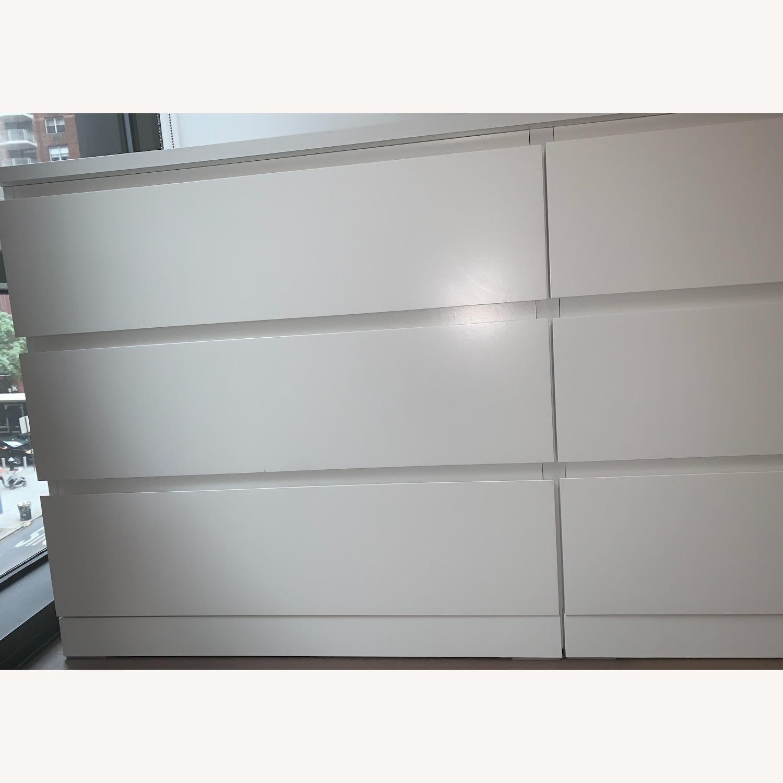 IKEA MALM 6-Drawer Dresser - image-7