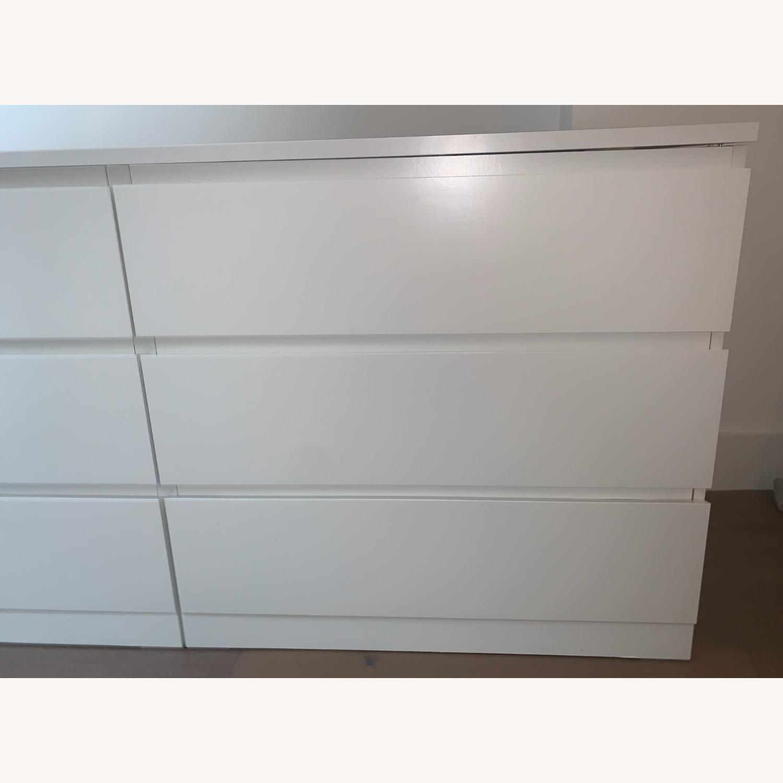 IKEA MALM 6-Drawer Dresser - image-6
