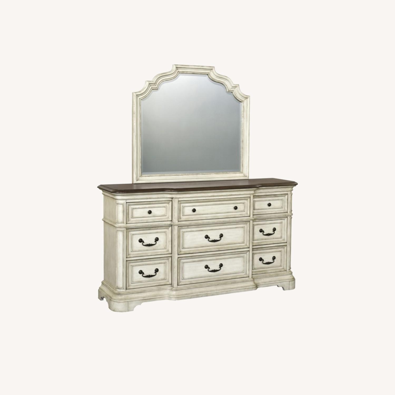 Veranda Dresser with Mirror - image-0