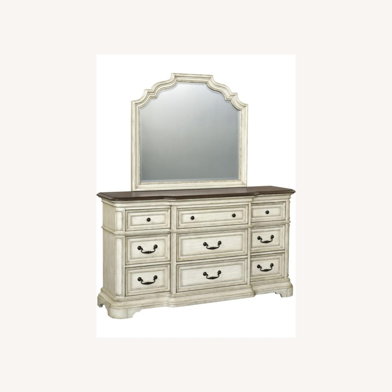 Veranda Dresser with Mirror - image-1