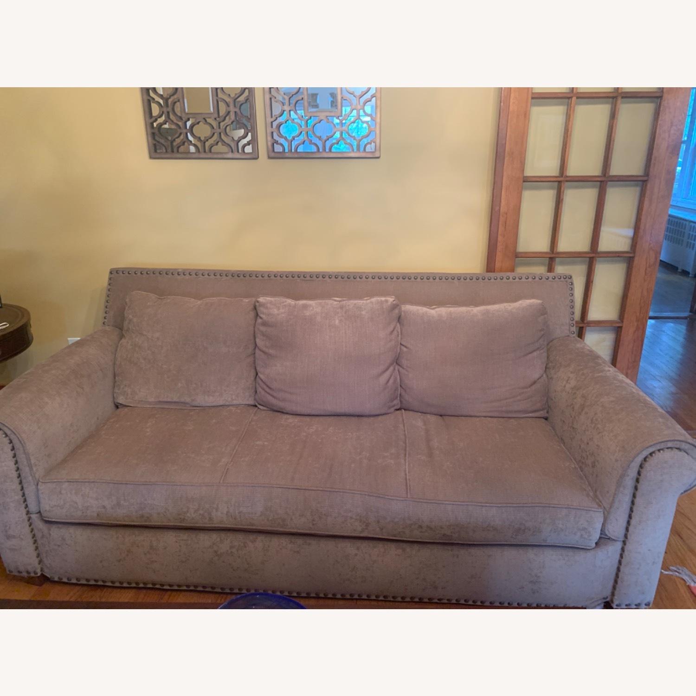 Bauhaus Nailhead Sofa - image-1