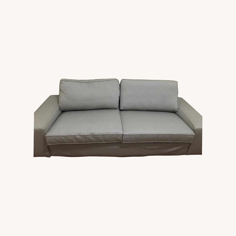 IKEA 2 Seater Kivik Couch - image-0