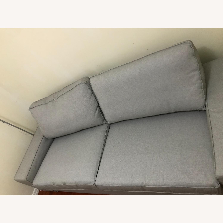 IKEA 2 Seater Kivik Couch - image-2