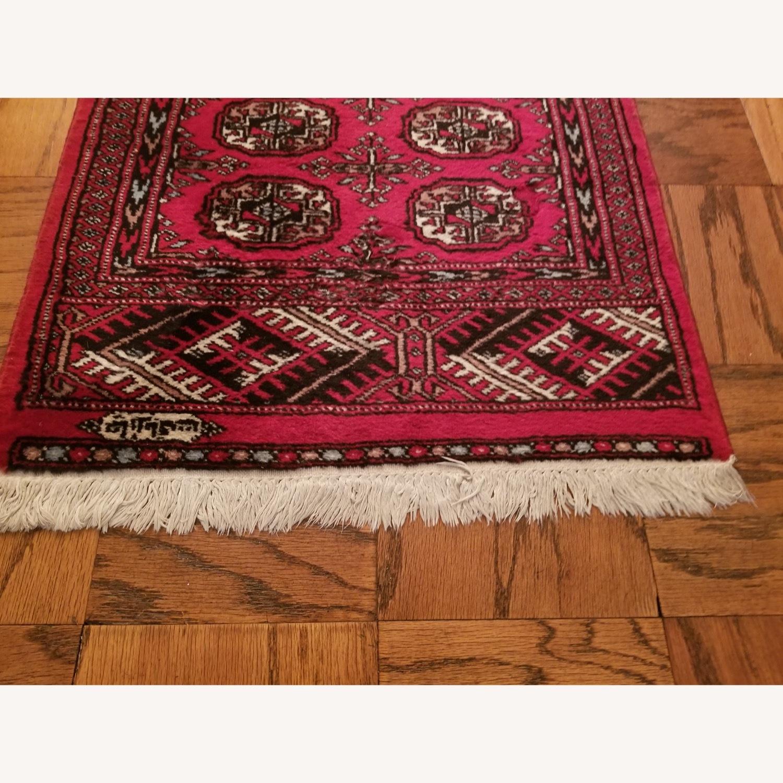 (2) Identical Wool Runner Rugs - image-4