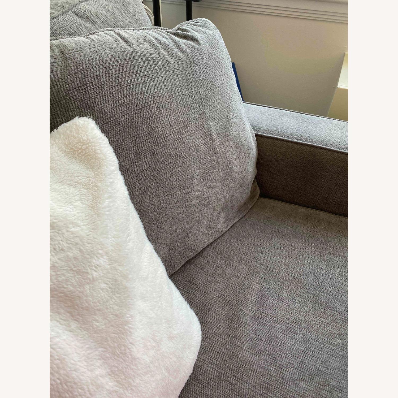 Macy's Radley Fabric Sofa - image-4