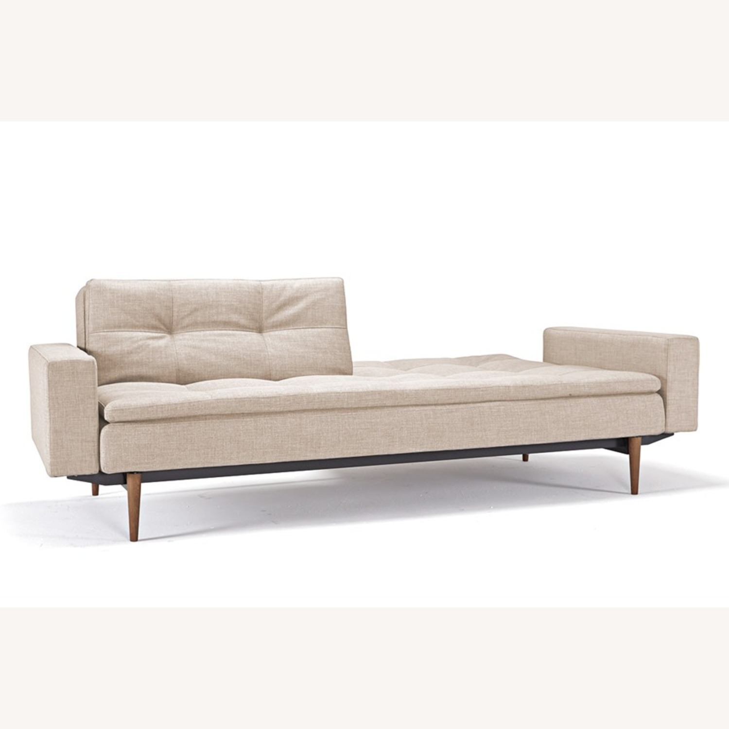 Dublexo Styletto Sofa with Arms - image-2