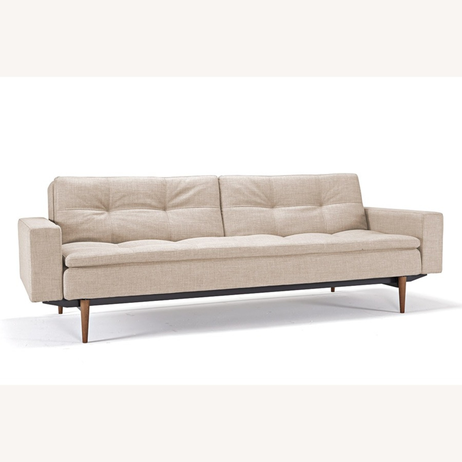 Dublexo Styletto Sofa with Arms - image-1
