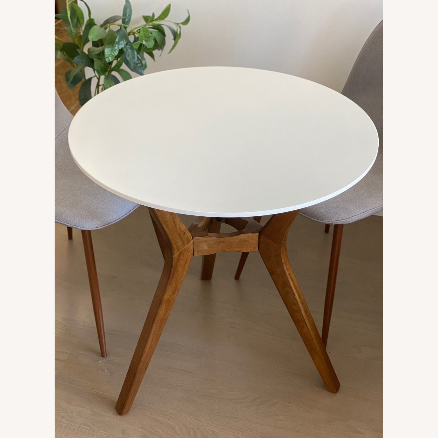Target Midcentury Bistro Table with 2 Dining Chairs - image-2