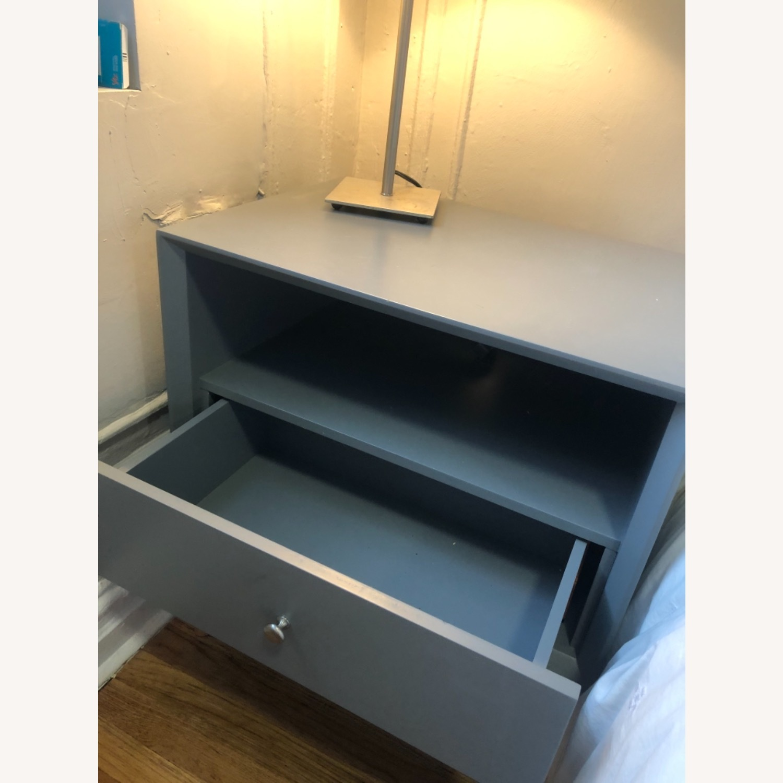 Mercury Row Dark Grey Mid-Century Modern End Table - image-2