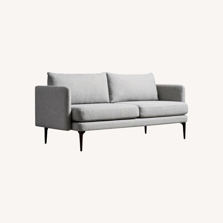 West Elm Auburn Sofa - image-0