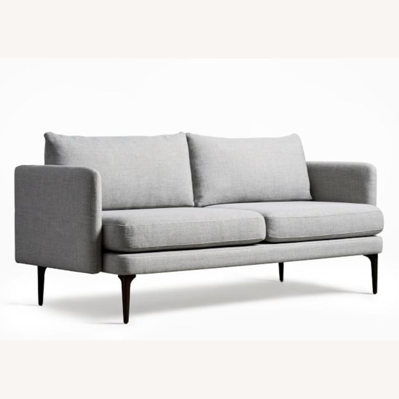 West Elm Auburn Sofa - image-1