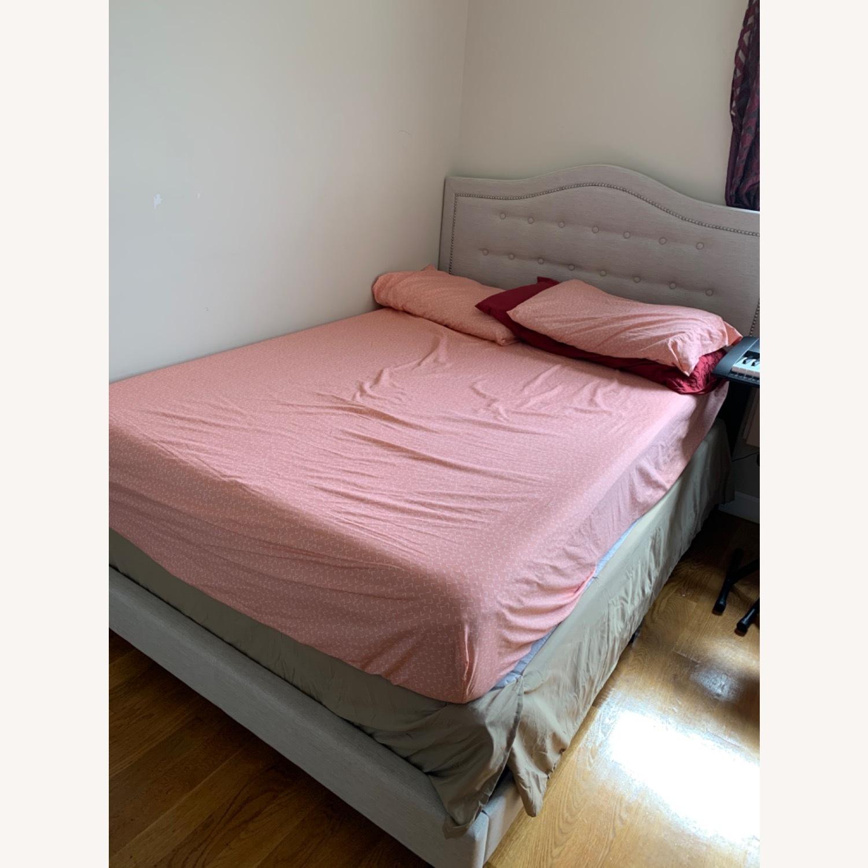 Ashley Emerson Upholstered Full Size Bed - image-2