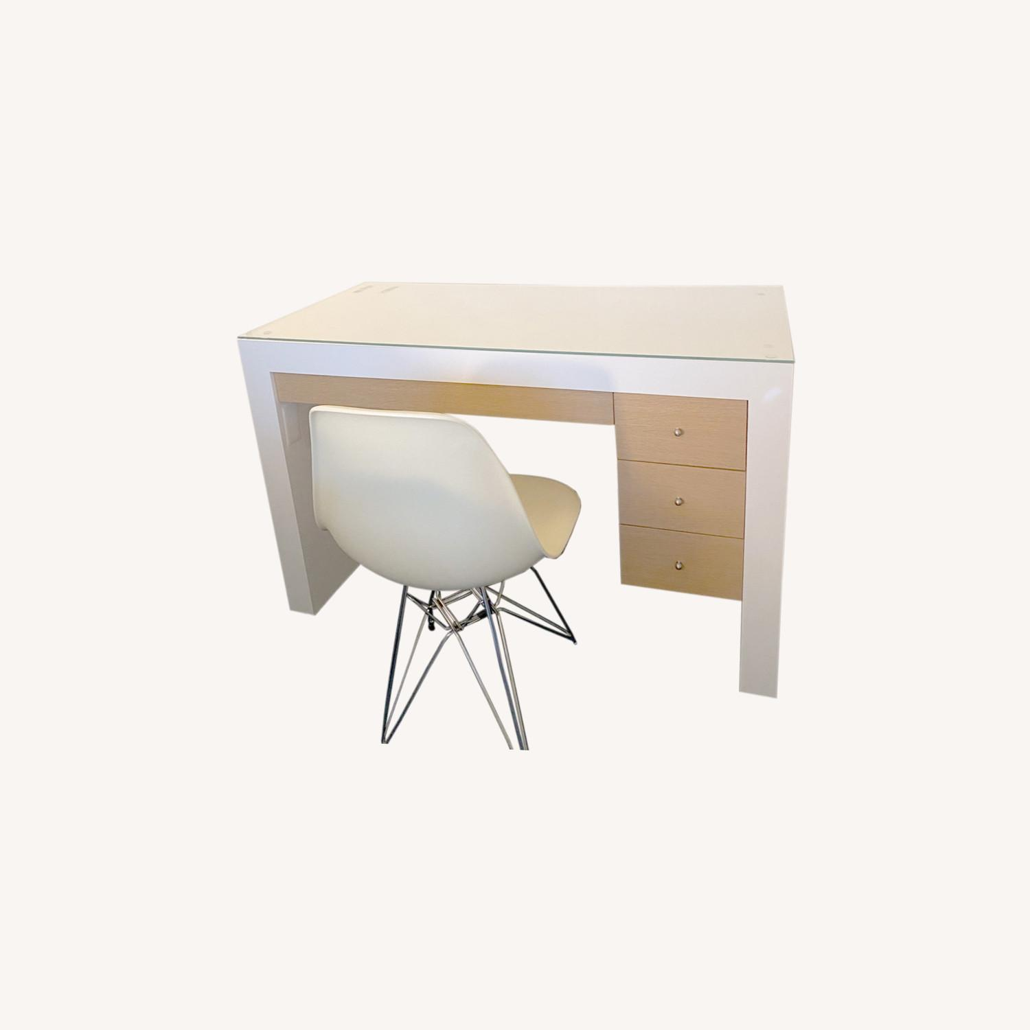 Desk with Chair - image-0