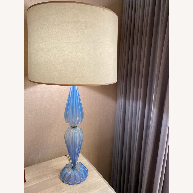 Italian Glass Lamps - image-2