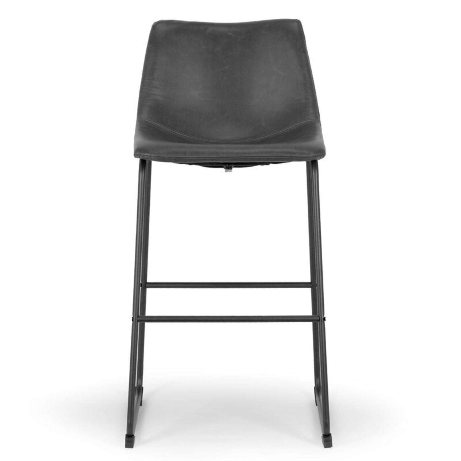 Wayfair Faux Leather Bar Stools - image-2