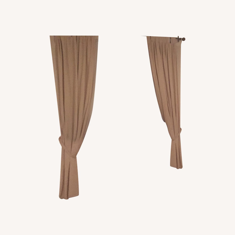 Linen Curtains - image-0