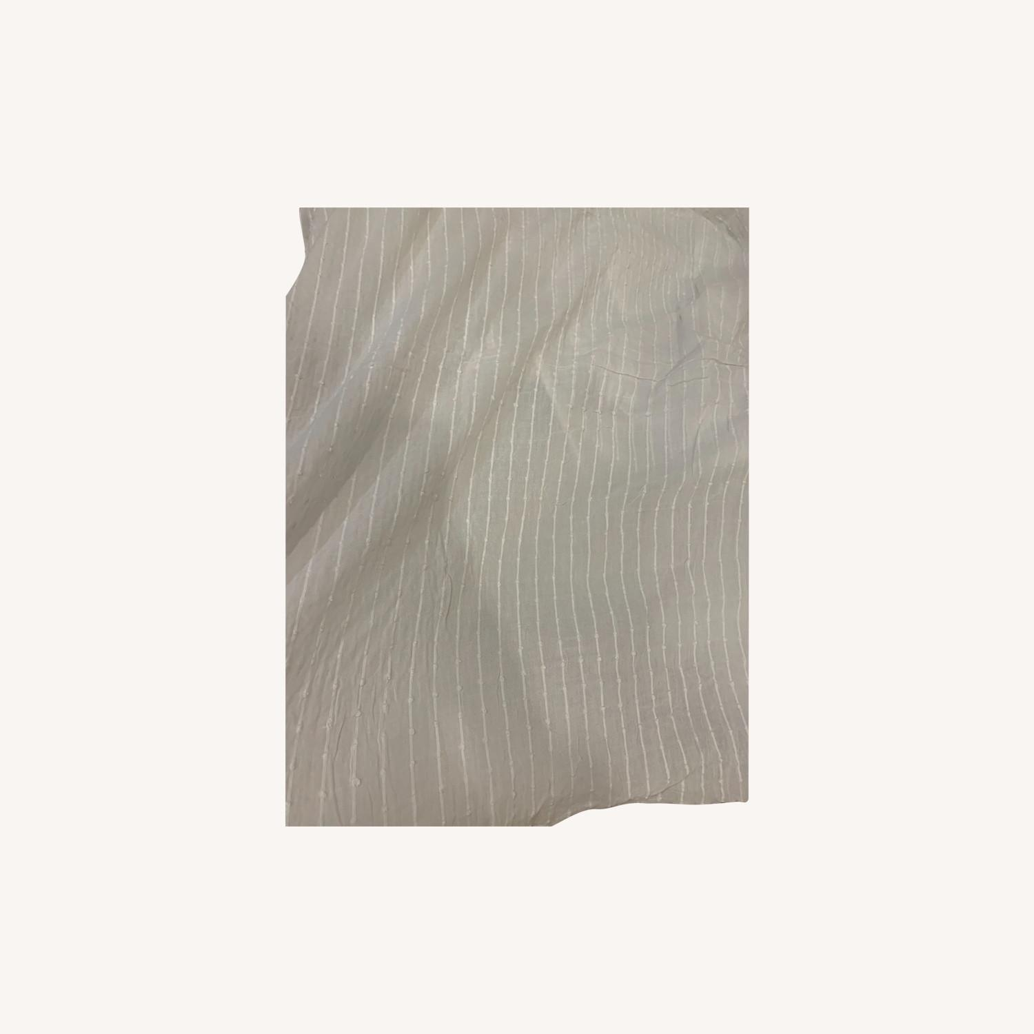White Curtains - image-0