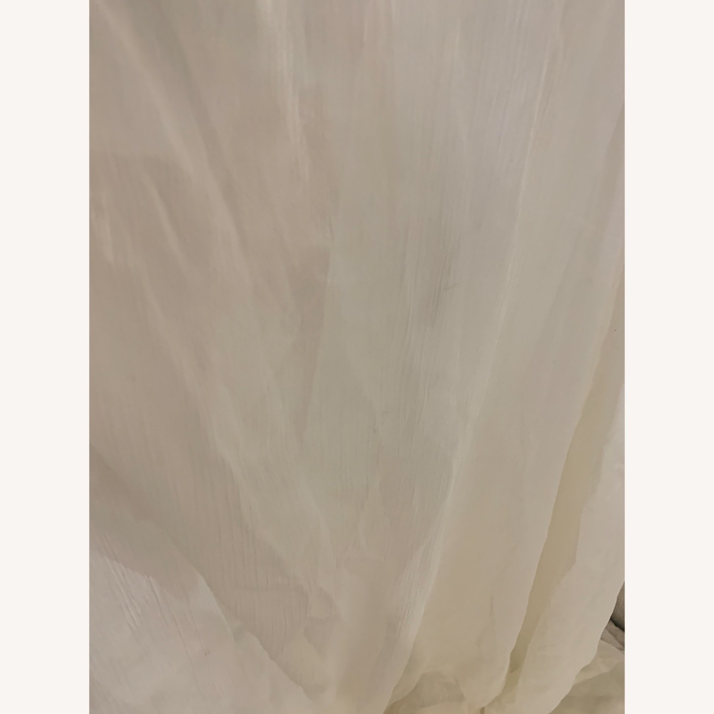 Bed Bath & Beyond Curtains Neutral Transparent - image-2