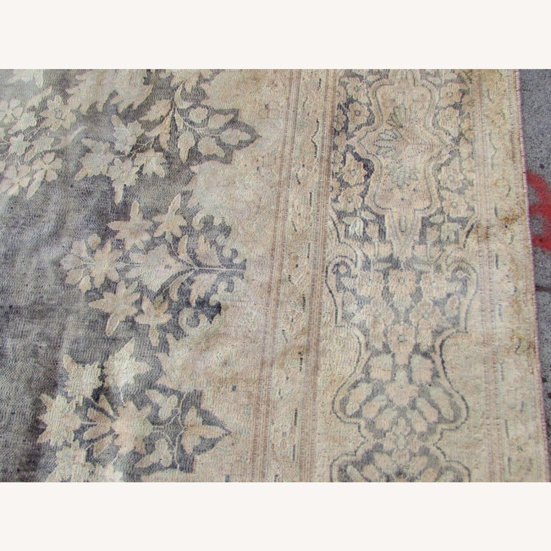 Handmade Vintage Turkish Sivas Rug - image-7