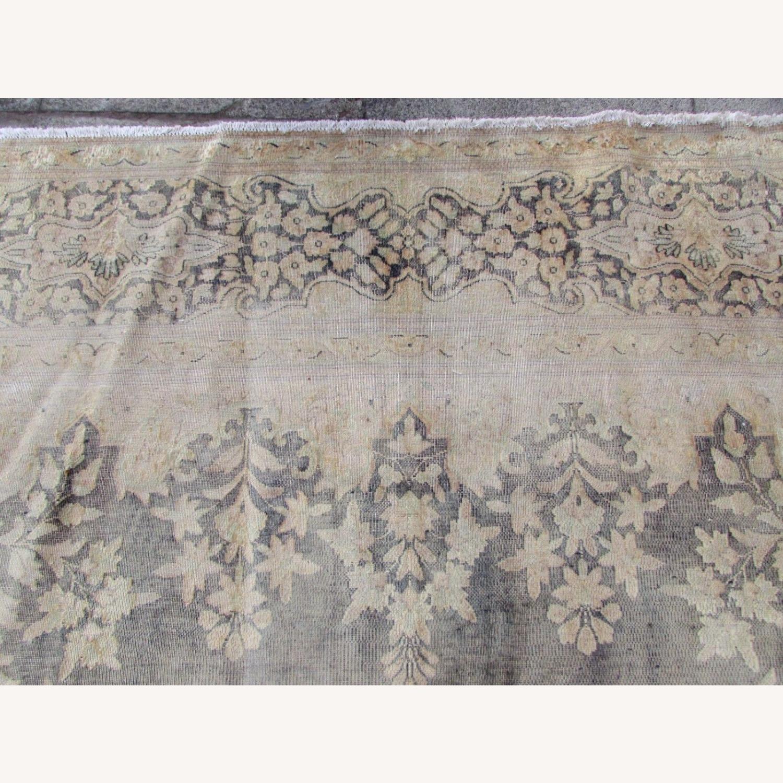 Handmade Vintage Turkish Sivas Rug - image-6