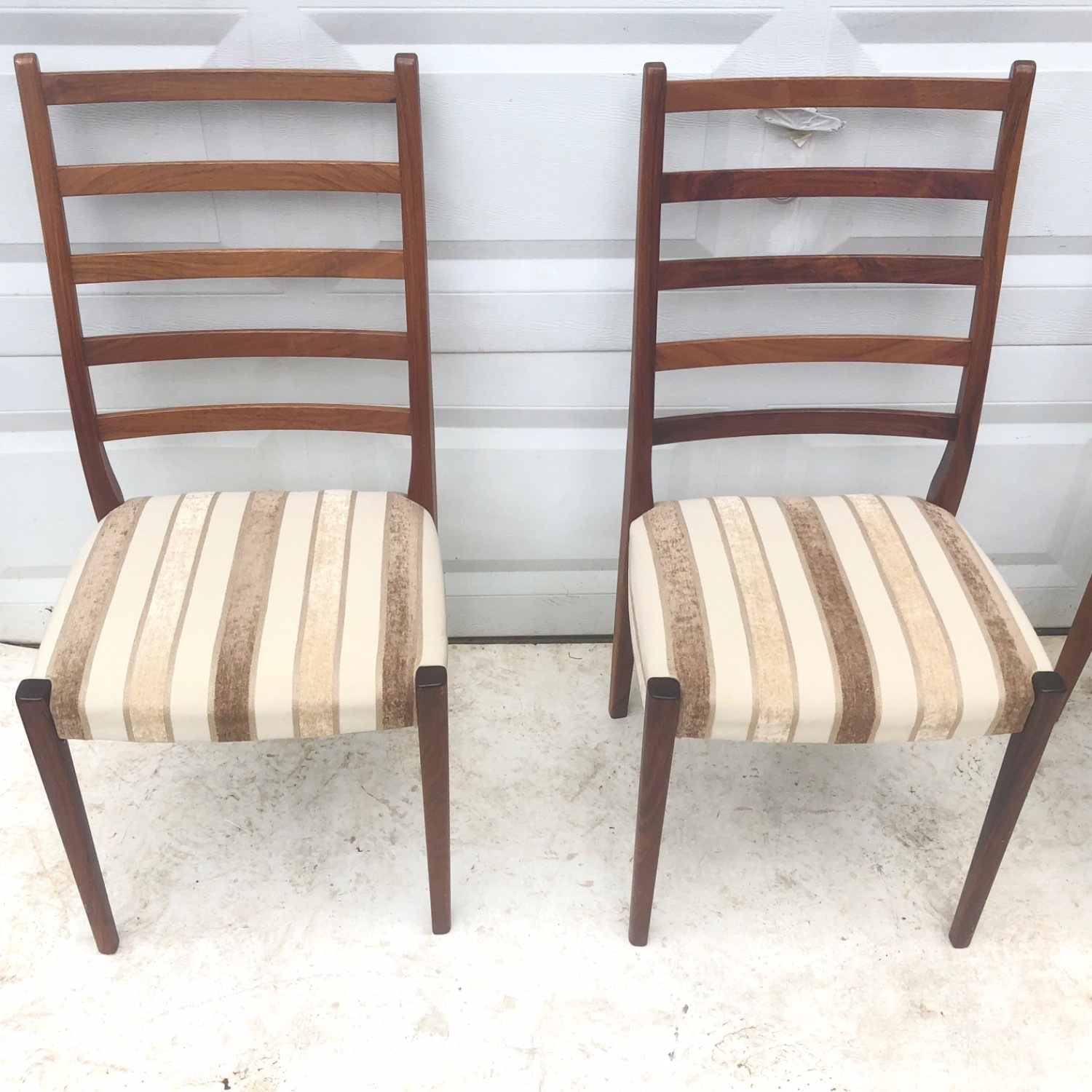 Mid-Century Rosewood Dining Chairs Set of 6 - image-5