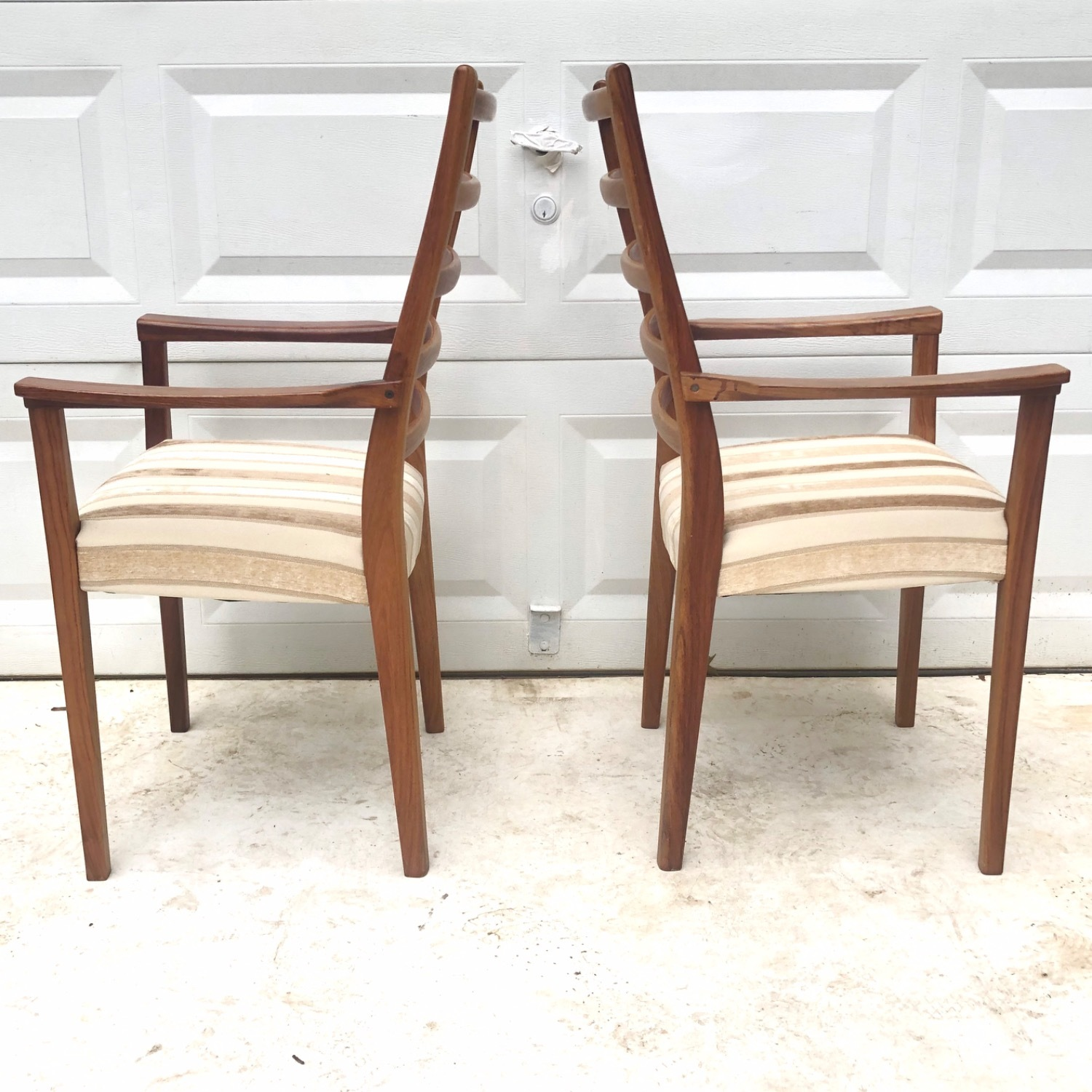 Mid-Century Rosewood Dining Chairs Set of 6 - image-16