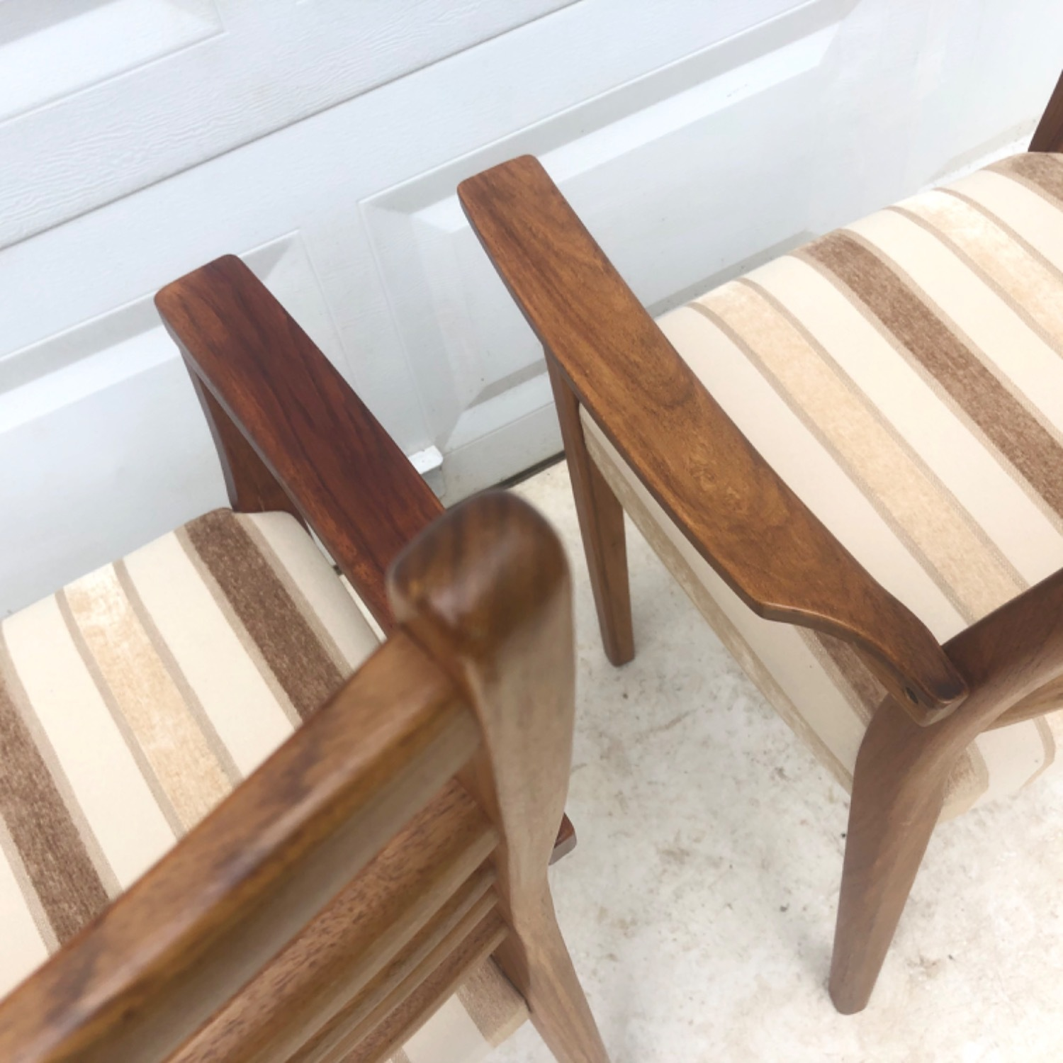 Mid-Century Rosewood Dining Chairs Set of 6 - image-19