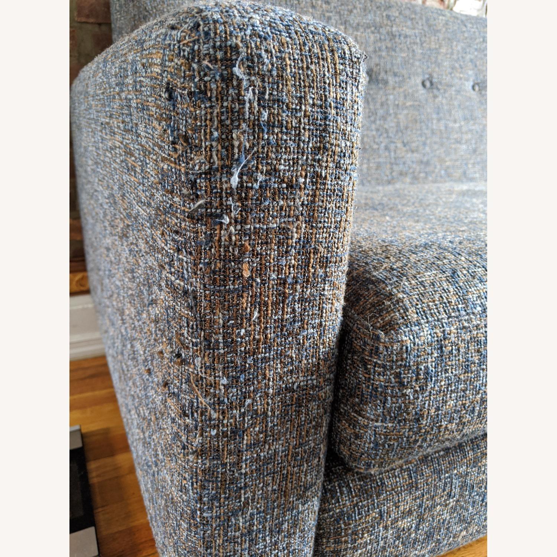 Joybird Grey/Blue Korver Sofa - image-3