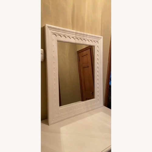 Used Land of Nod Mirror for sale on AptDeco