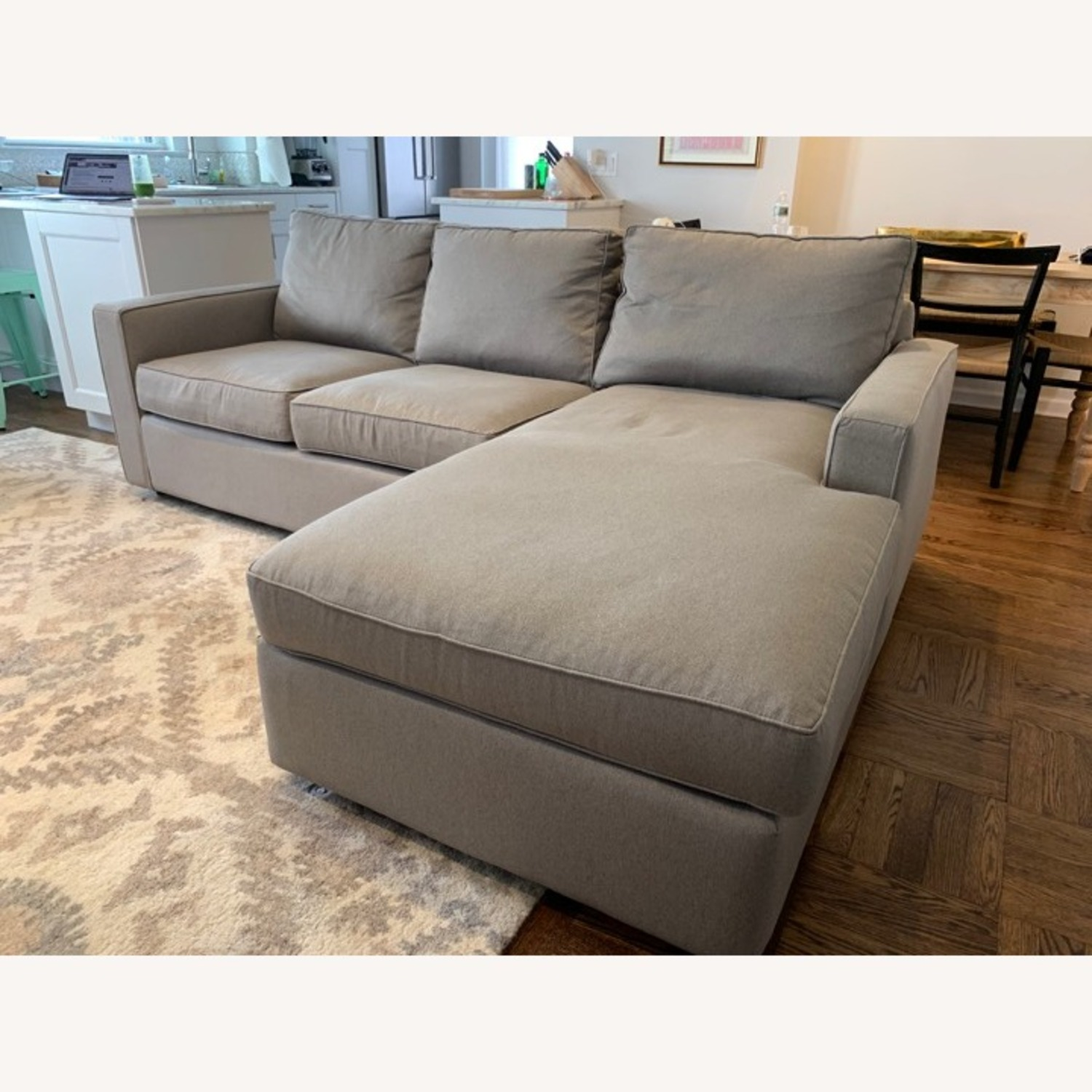 Room & Board York Sofa with Chaise - image-2