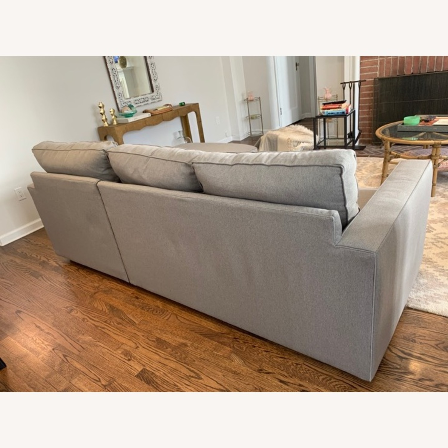 Room & Board York Sofa with Chaise - image-4