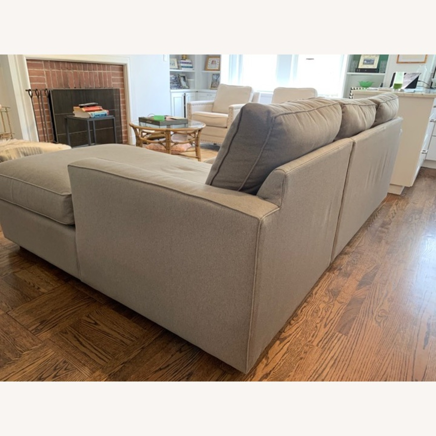 Room & Board York Sofa with Chaise - image-3