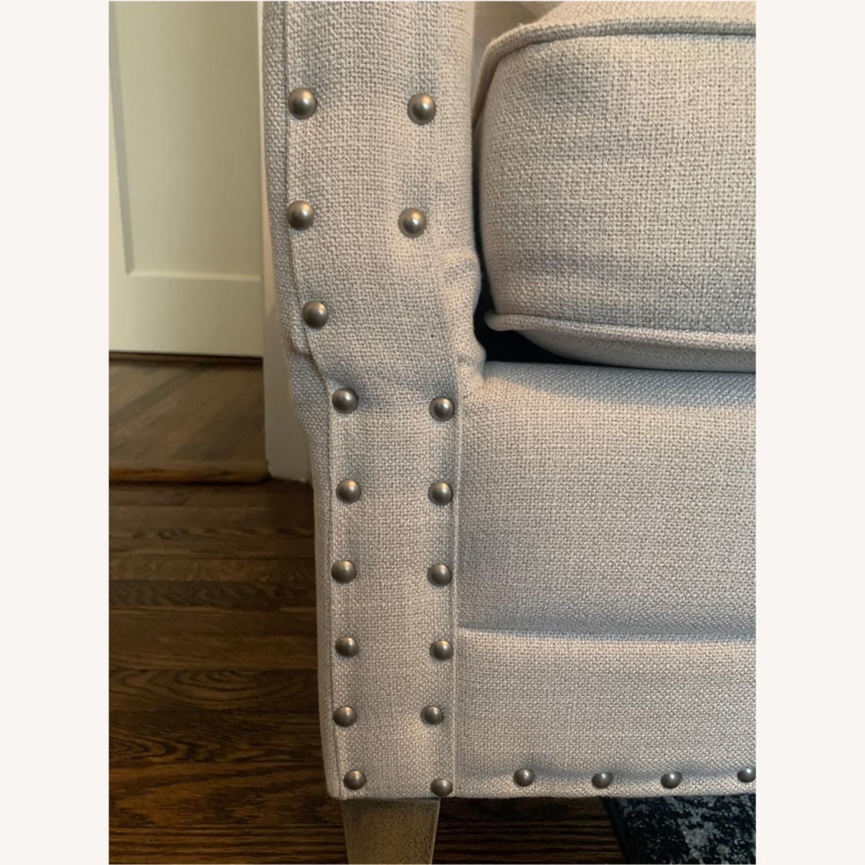 Pair of Joss & Main Armchairs - image-8