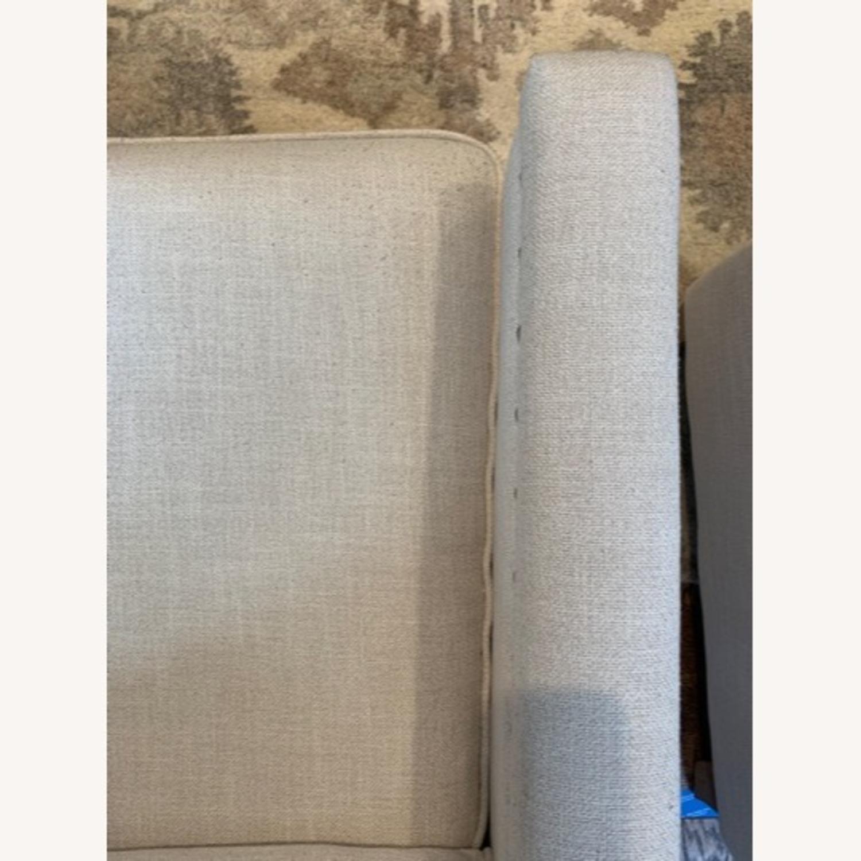 Pair of Joss & Main Armchairs - image-7