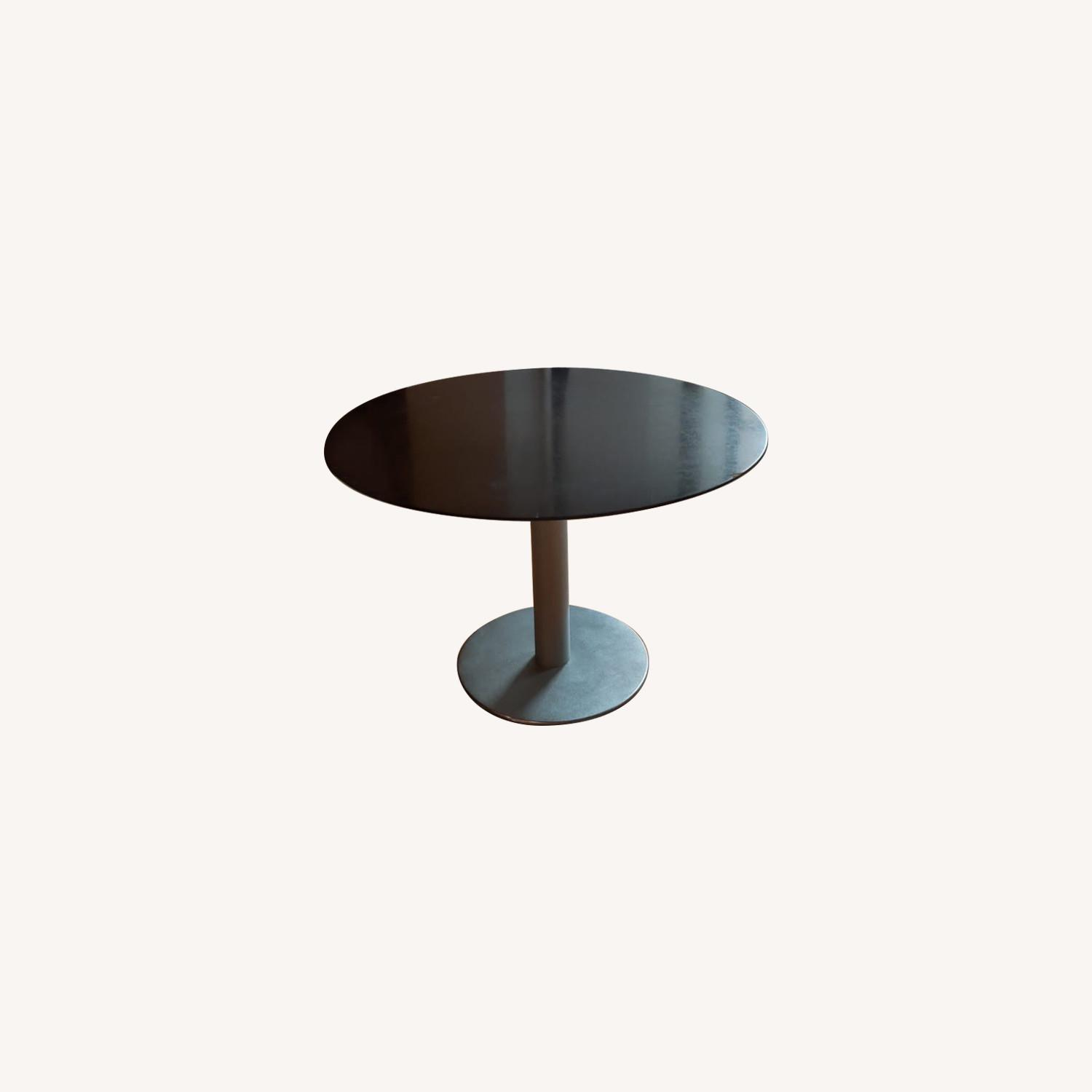 Design Within Reach Circular Zero Dining Table - image-0