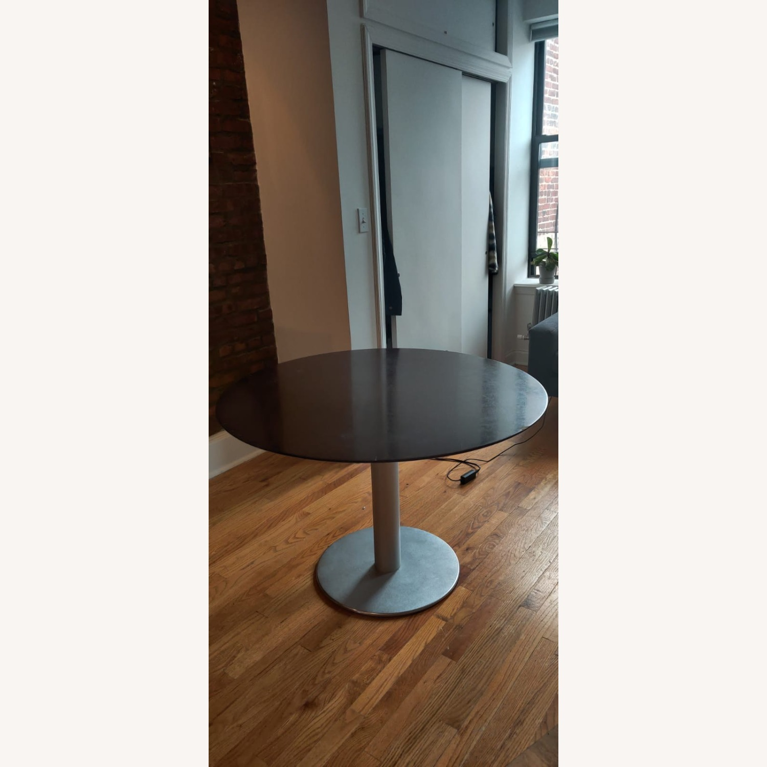 Design Within Reach Circular Zero Dining Table - image-3