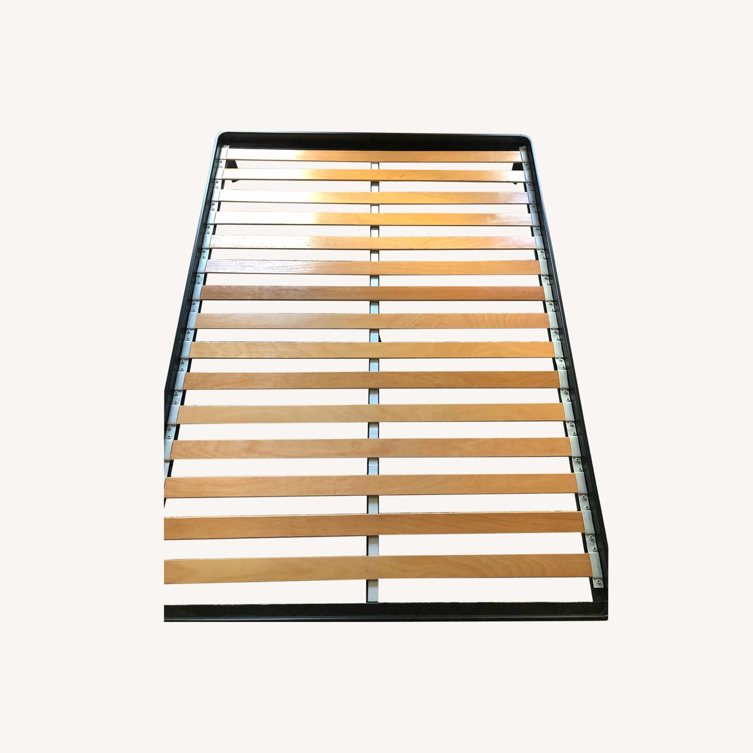 Design Within Reach Bed Frame with Slat Platform - image-0