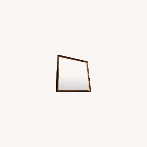 Used Bombay Company Large Square Beveled Mirror for sale on AptDeco