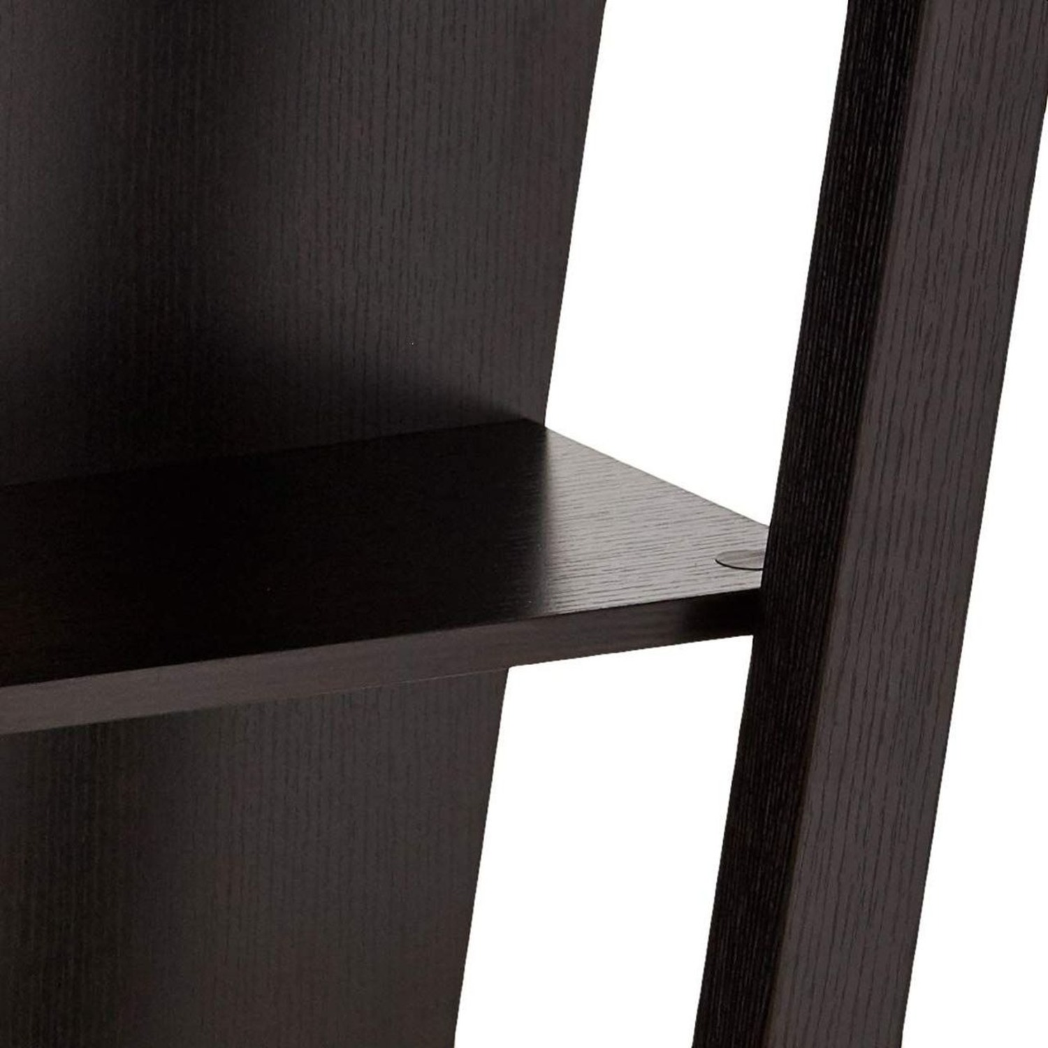 Console Table In Cappuccino W/ 2-Shelves Storage - image-2