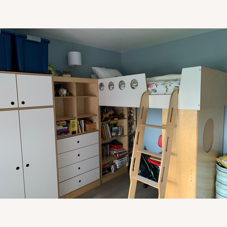CasaKids Dresser With Storage Cabinet - image-3