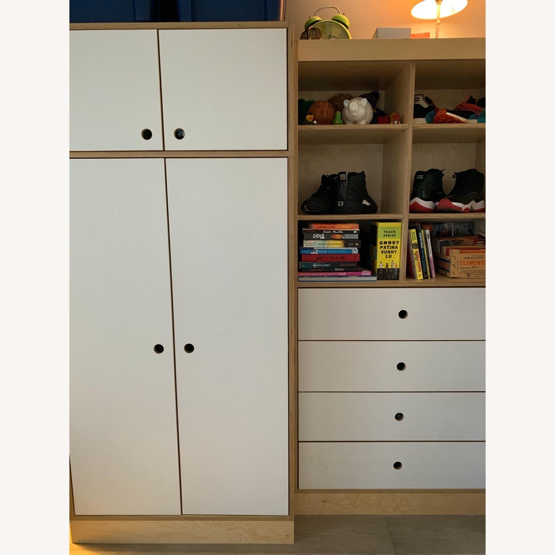 CasaKids Dresser With Storage Cabinet - image-1