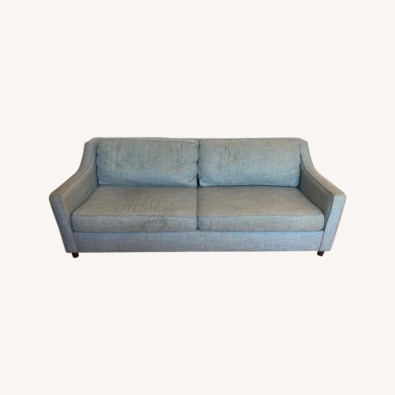 West Elm Sleeper Sofa - image-0