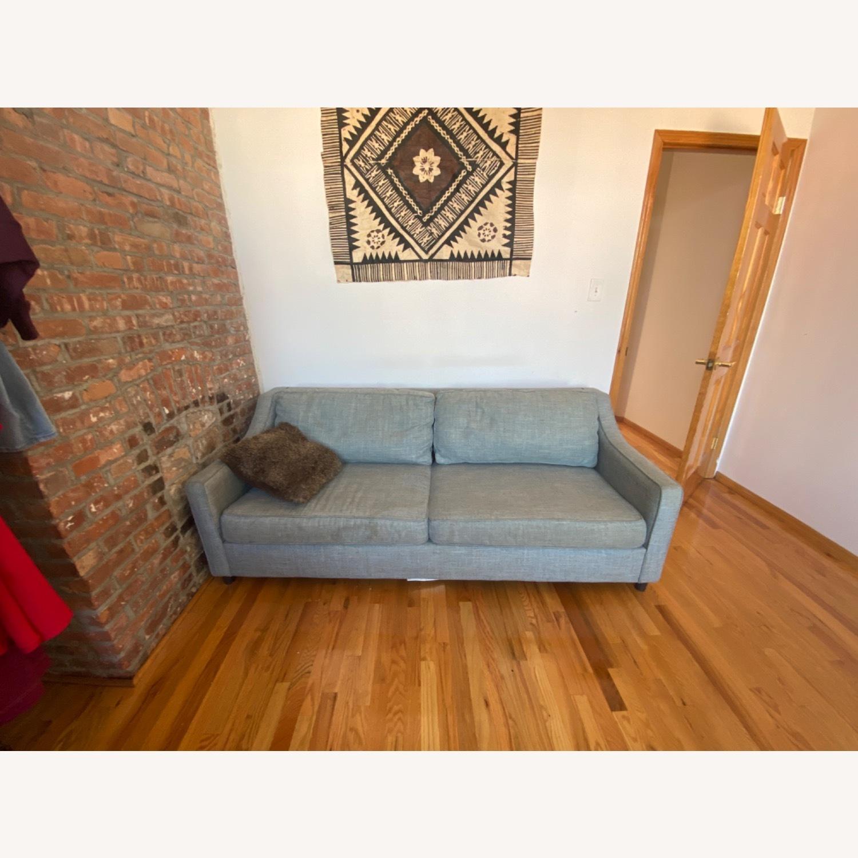 West Elm Sleeper Sofa - image-2