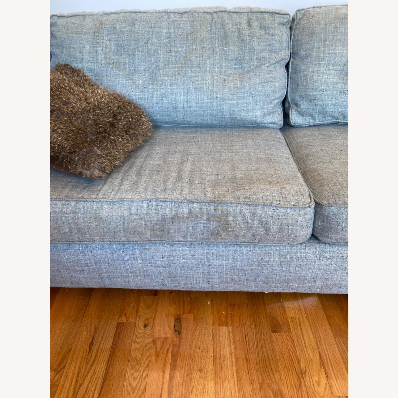 West Elm Sleeper Sofa - image-4