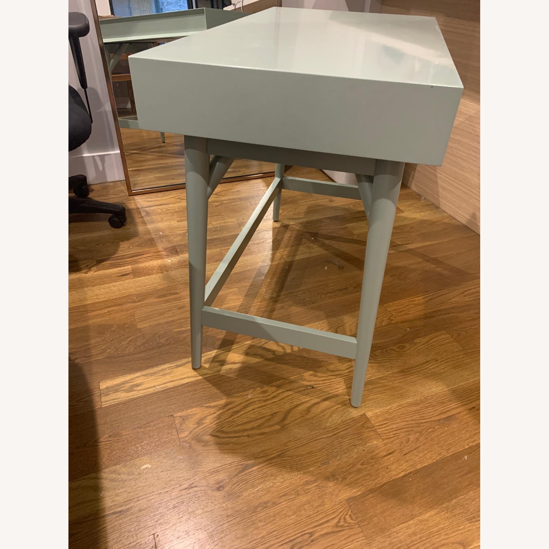 West Elm Mid-Century Modern Mini Desk - image-3
