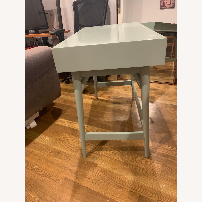 West Elm Mid-Century Modern Mini Desk - image-6
