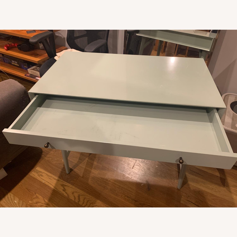 West Elm Mid-Century Modern Mini Desk - image-2