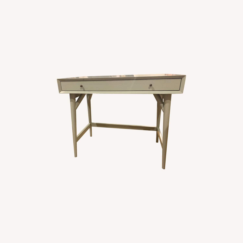 West Elm Mid-Century Modern Mini Desk - image-0