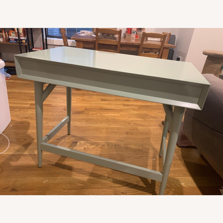 West Elm Mid-Century Modern Mini Desk - image-7